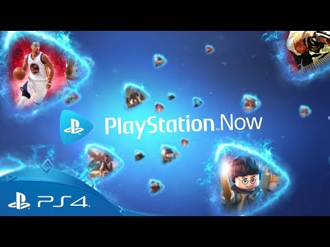 PlayStation Now | Stream Over 500 Games | AU
