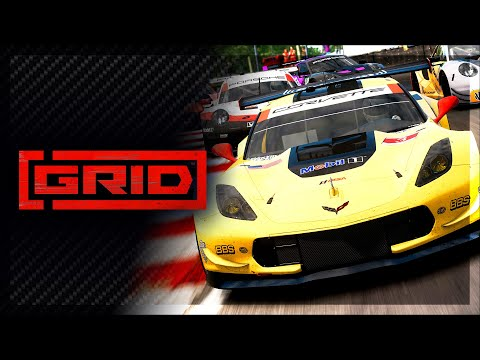 GRID   Official Launch Trailer [DE]   #LikeNoOther