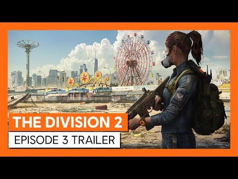 OFFIZIELLER THE DIVISION 2 - EPISODE 3 TRAILER   Ubisoft [DE]