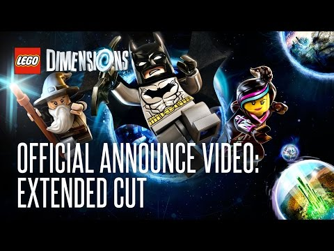LEGO Dimensions: Official Announce Video - Extended Cut