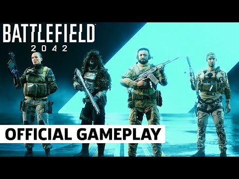 NEW Battlefield 2042 Specialists Overview Gameplay Trailer