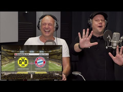 FIFA 19 Bundesliga Prognose | Borussia Dortmund - FC Bayern München