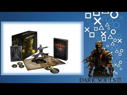 Dark Souls 3 - Collector Edition Unboxing