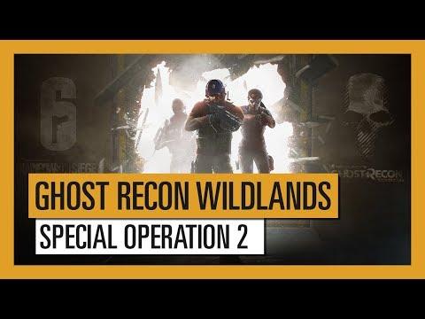 Ghost Recon Wildlands - Special Operation 2: Rainbow Six Siege [DE]