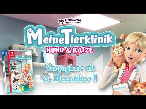 My Universe: Meine Tierklinik: Hund & Katze – Launch Trailer