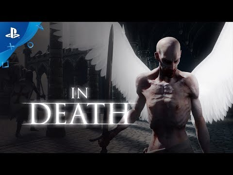 In Death - Gameplay Trailer   PS VR