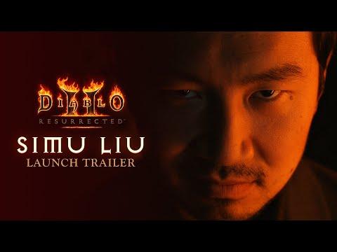 Diablo II: Resurrected | Live Action Trailer ft. Simu Liu