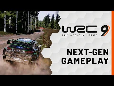 WRC 9   PlayStation 5 Gameplay (4K 60 FPS)