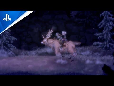 Salt and Sacrifice - Announcement Trailer | PS5, PS4