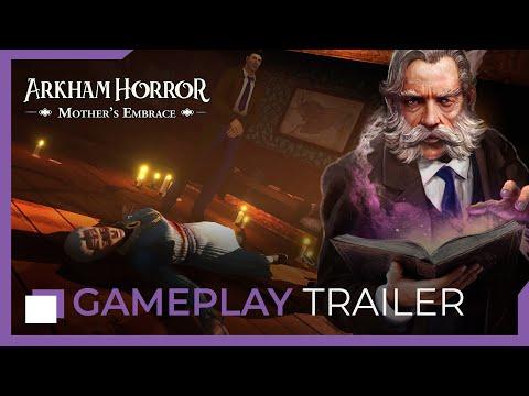 Arkham Horror: Mother's Embrace - Gameplay Trailer