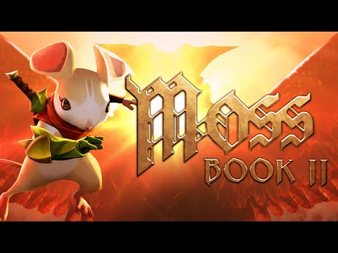 Moss: Book II Announcement Trailer