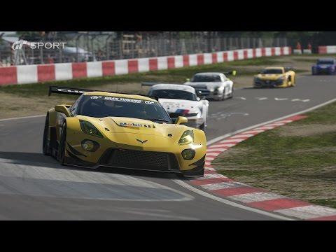 Gran Turismo Sport New Gameplay Part 1 Ani-Com & Games Hong Kong (PS4 Exclusive)