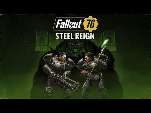 """Fallout 76 – Enthüllungstrailer zu """"Stählerne Herrschaft"""""""