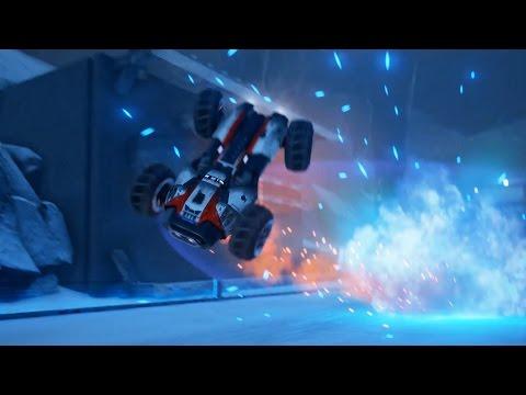 GRIP - Full Kontakt Trailer