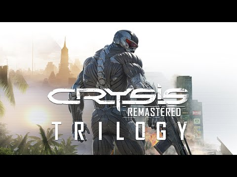 Crysis Remastered Trilogy - Official Teaser Trailer