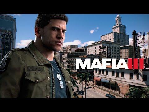 Mafia 3 Exposes The Dirty New Face of Organized Crime - Gamescom 2015