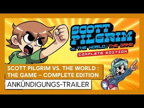 Scott Pilgrim vs. The World: The Game – Complete Edition   ANKÜNDIGUNGS-TRAILER   Ubisoft [DE]