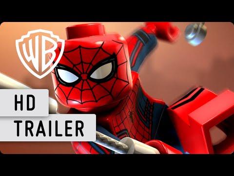 LEGO Marvel's Avengers - Spider Man Vignette Trailer (deutsch)