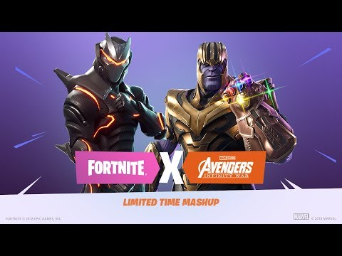 Infinity Gauntlet Limited Time Mashup   PLAY NOW