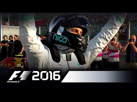 F1 2016 - ERSCHAFFE DEINE EIGENE LEGENDE [DE]