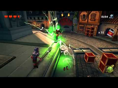 Asterix & Obelix XXL 2 - Challenges Gameplay