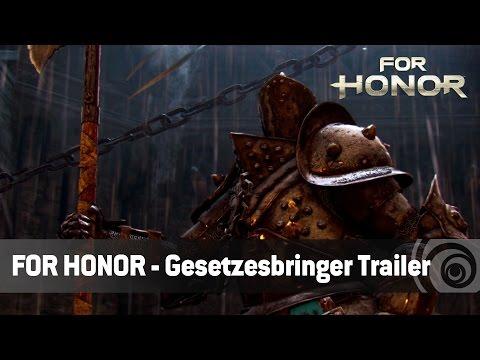 For Honor: Gesetzesbringer-Trailer | Ubisoft [DE]