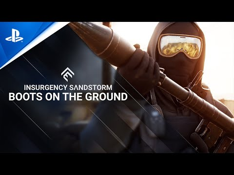 Insurgency: Sandstorm - Boots on the Ground Trailer   PS5, PS4