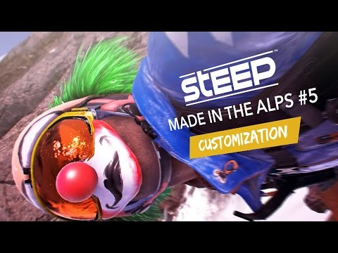 Steep: Made in the Alps #5 - Customization