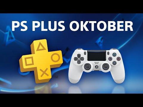 PS Plus im Oktober 2020: Blut und Nitro