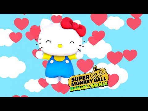 Super Monkey Ball Banana Mania | Hello Kitty mischt mit [USK]