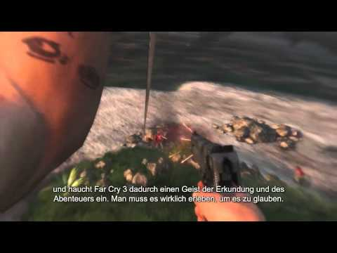 Far Cry 3: Feature-Trailer #1 [DE]