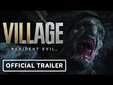 Resident Evil 8: Village - Official Gameplay Trailer   PS5 Showcase