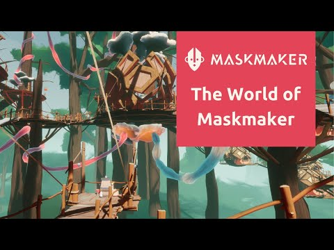 MaskmakerVR | The World of Maskmaker Trailer | MWM Interactive