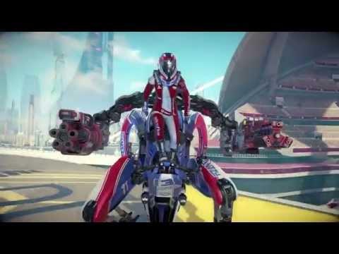 RIGS Mechanized Combat League | TRAILER | #PlayStationPGW