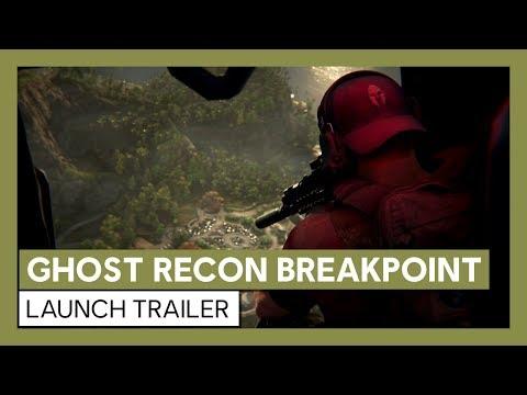 Ghost Recon Breakpoint: Launch Trailer | Ubisoft [DE]