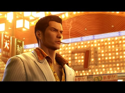 An Early Look at Yakuza 0 (English Version) - IGN Plays Live