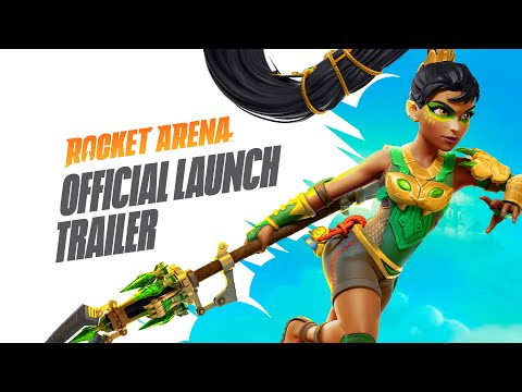 Rocket Arena – Offizieller Launch-Trailer