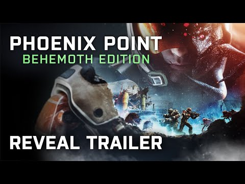 Phoenix Point: Behemoth Edition - Reveal Trailer [DE]