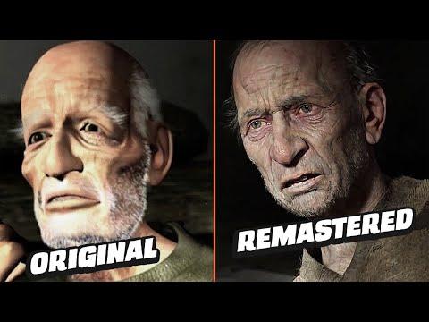 Diablo II vs Diablo II Resurrected Cinematics Side by Side Comparison (Act 1 and Act 2)