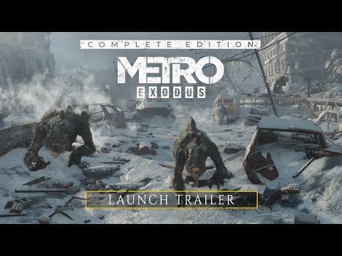 Metro Exodus – Xbox Series X|S & PS5™ Launch Trailer (USK)