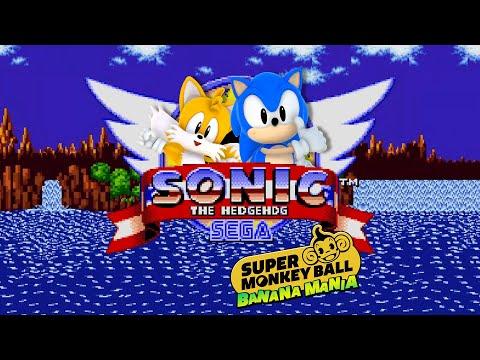 Super Monkey Ball Banana Mania – Sonic und Tails sind dabei! [USK]