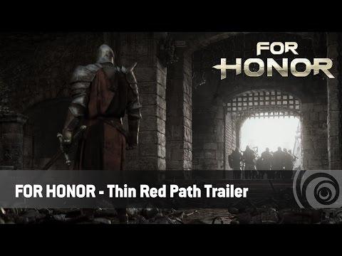 For Honor: Trailer zu Thin Red Path | Ubisoft [DE]
