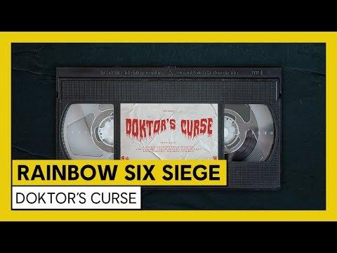 Tom Clancy's Rainbow Six Siege – STELLE DICH DOKTOR'S CURSE (Halloween Event)   Ubisoft [DE]