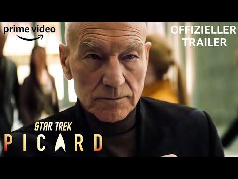 Star Trek Picard | Offizieller Trailer | Staffel 1 | Prime Video DE
