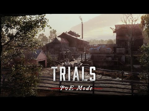 Hunt: Showdown I Trials Trailer