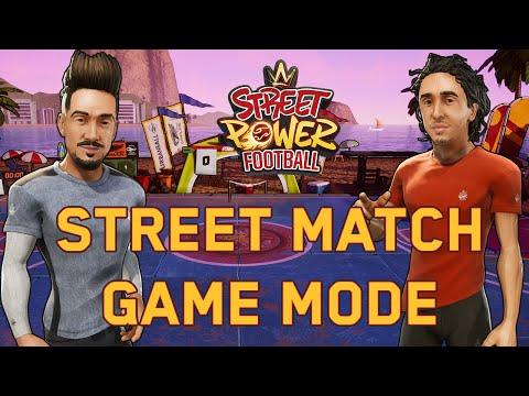 Street Power Match Mode - Gameplay Trailer