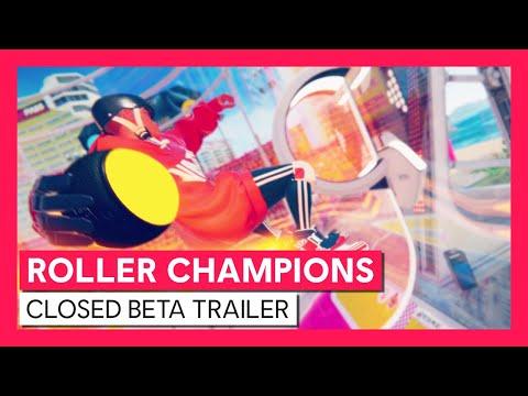 Roller Champions - Closed Beta Gameplay-Trailer   Ubisoft [DE]