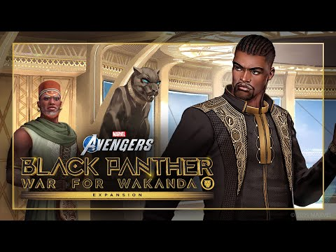 Marvel's Avengers - Road to Wakanda: Fathers and Sons
