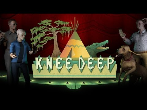Knee Deep - Launch Trailer (PS4 & Xbox One)