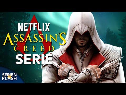 Assassin's Creed: Live-Action-Serie von Netflix und Ubisoft   SerienFlash